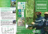 Plaquette prévention feux espaces naturels – juin 2021